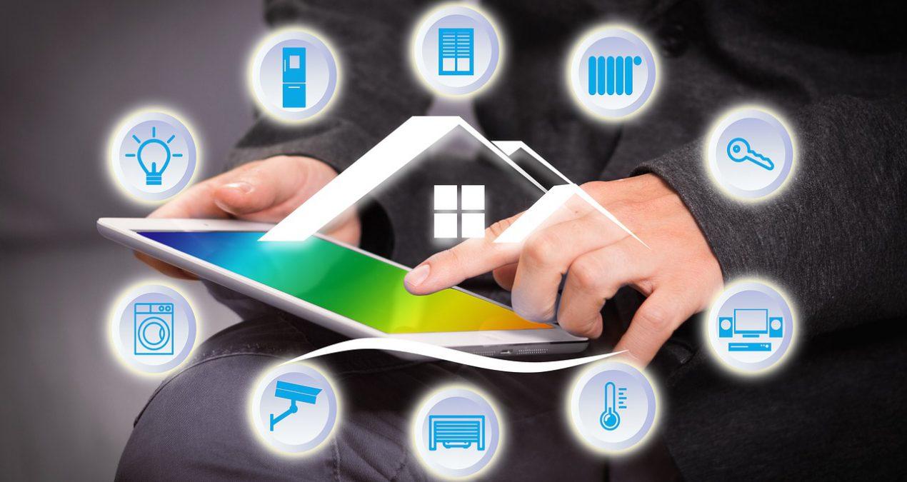 Dispositivos de tecnología inteligente para el hogar ¡controla tu casa!